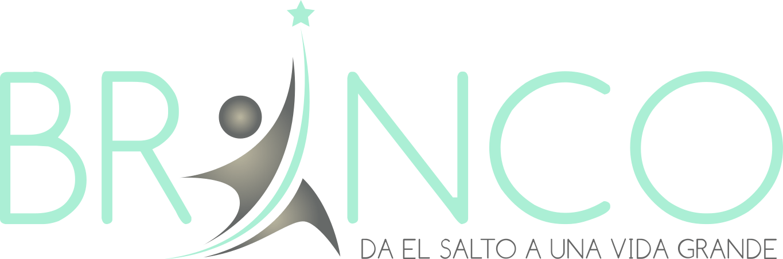 Logotipo de brinco Formación