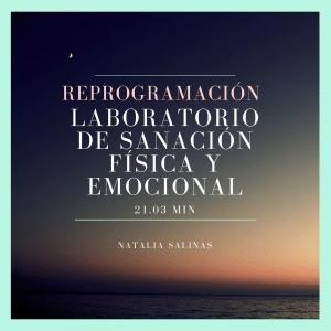 laboratorio de sanación física y emocional