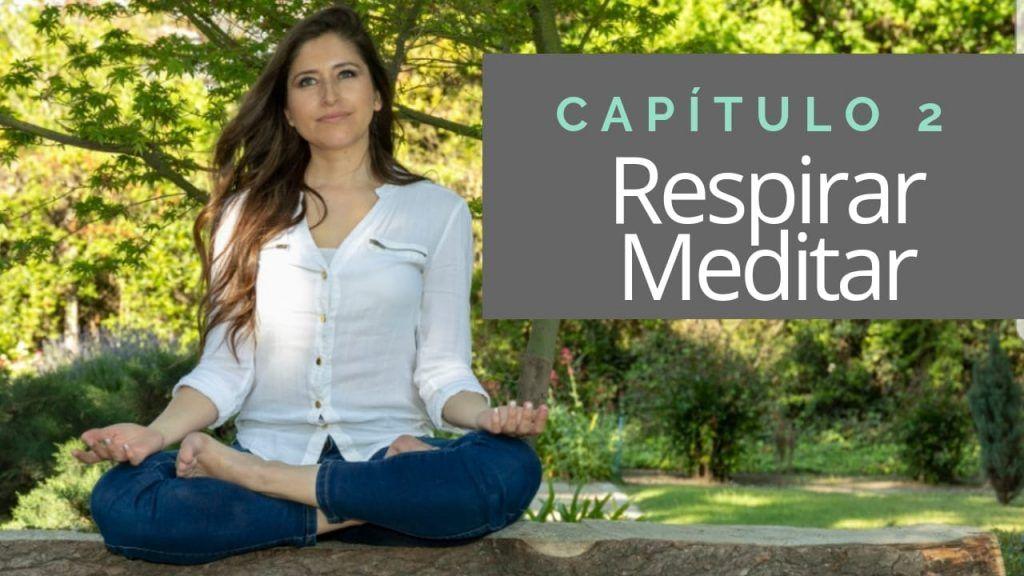 Respirar meditar