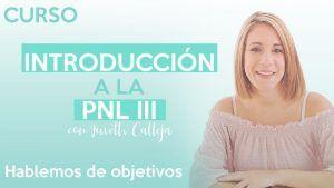 curso de introducción a la PNL iii