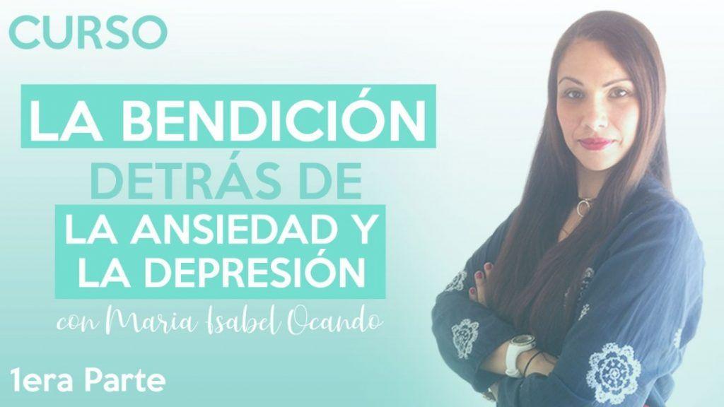 La bendición detrás de la ansiedad y depresión
