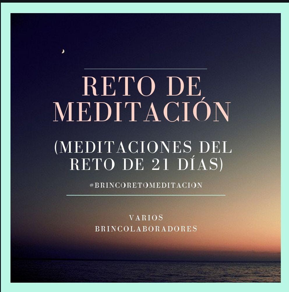 Meditación Reto