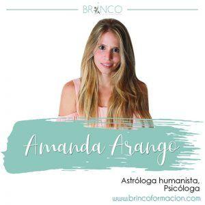 Amanda Arango perfil