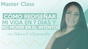 Helena Contramaestre MasterClass