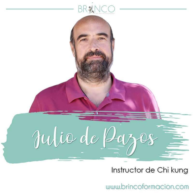 Julio de Pazos perfil