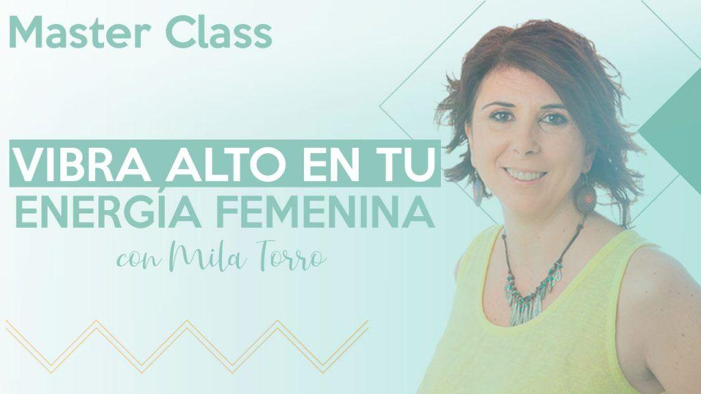 Mila Torró MasterClass