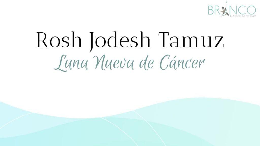 Rosh Jodesh Tamud