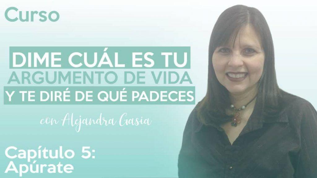 Capitulo 5 Apurate, Alejandra Gasia