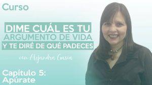Capitulo 5 Apúrate, Alejandra Gasia