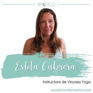 Estela Cabrera perfil