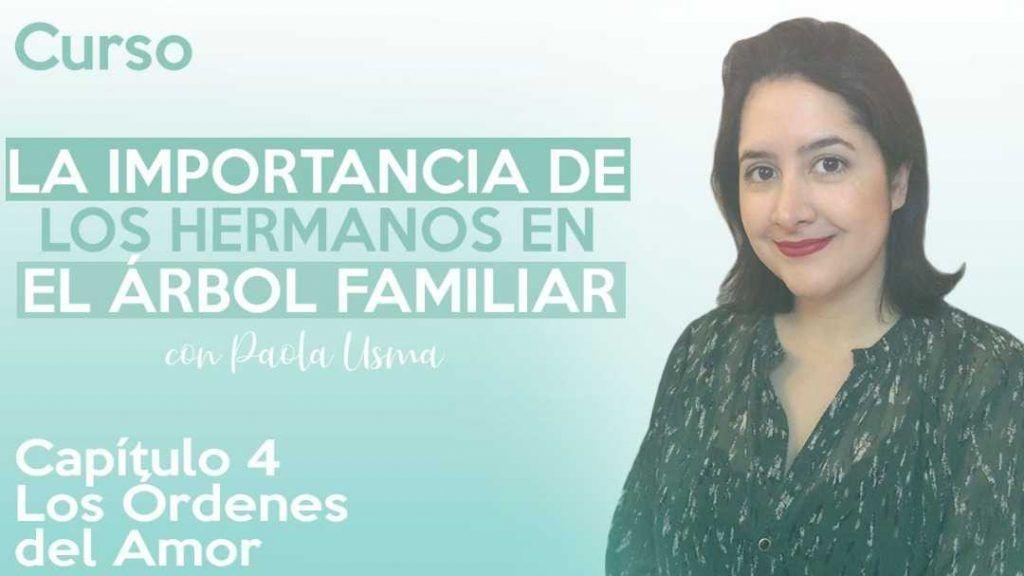 Los órdenes del amor Paola Usma