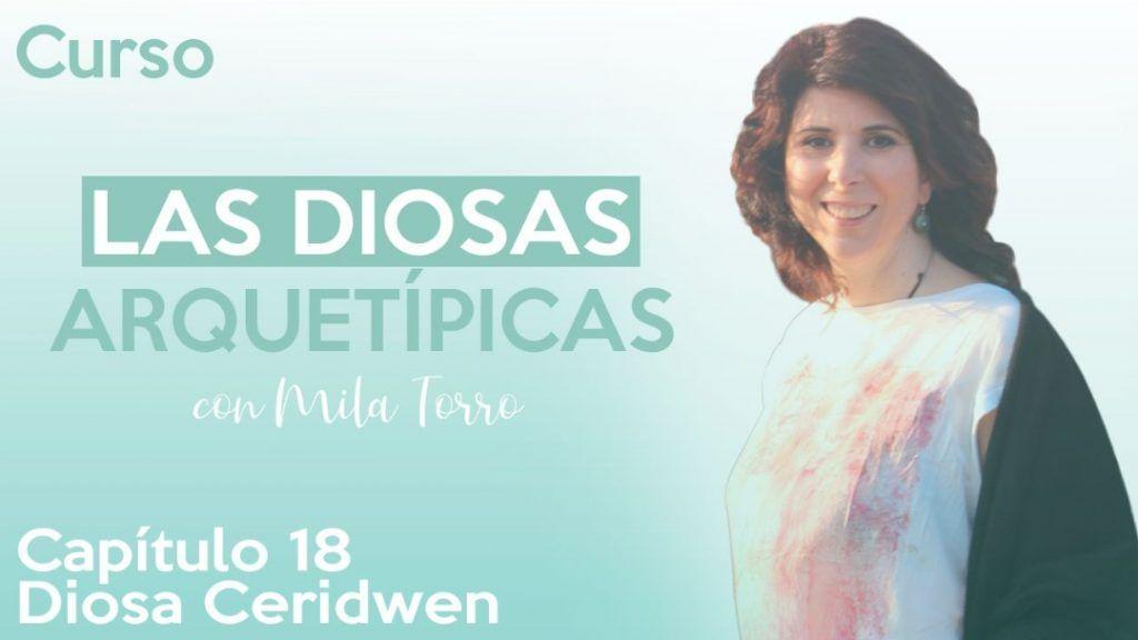 Diosa Ceridwen cap. 18