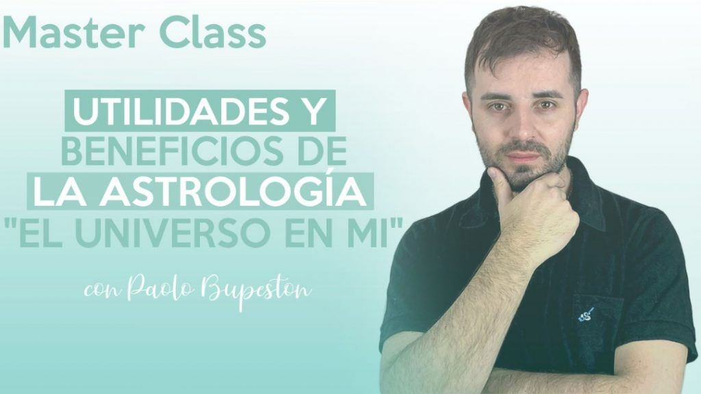 Paolo MasterClass El universo dentro de mi
