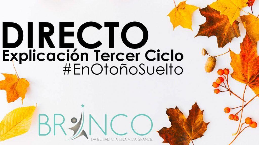 tercer ciclo #enotoñosuelto