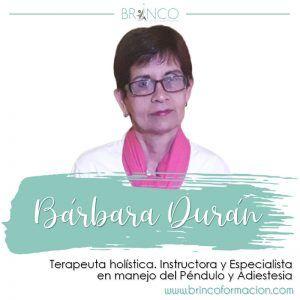 Bárbara Duran perfil