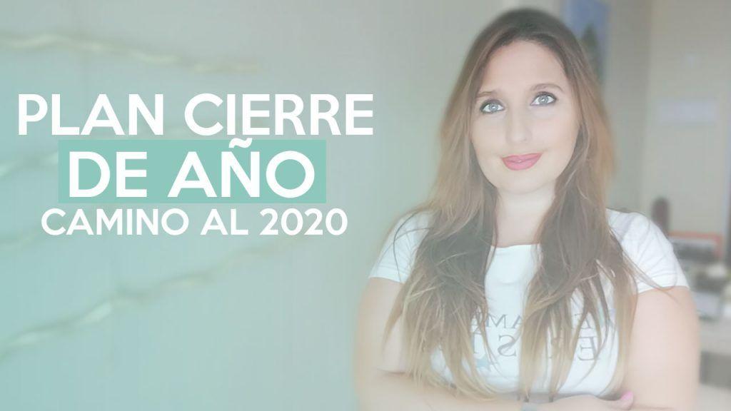 Plan cierre de año 2020