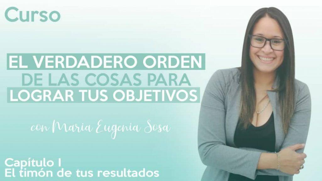 cap.1 El timón de tus resultados- Eugenia Sosa