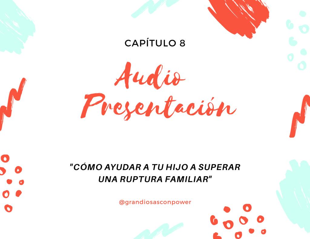 imagen Audio Presentacion Cap 8 Coaching para niños