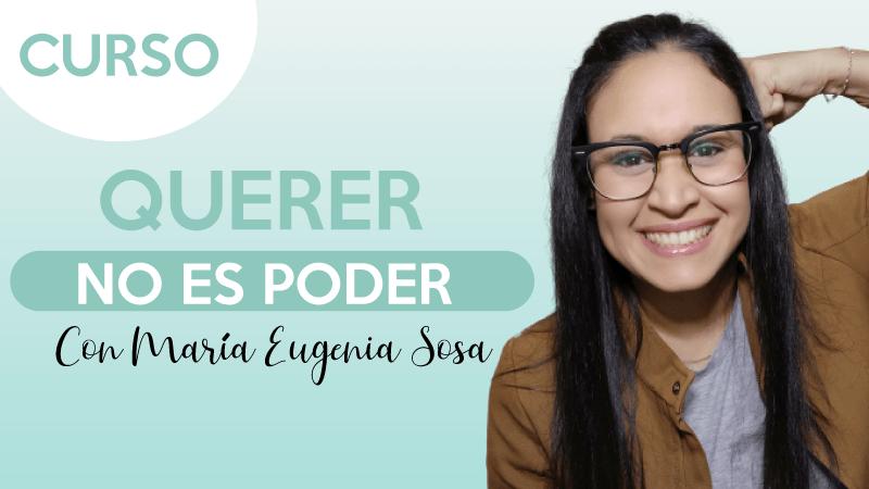 Curso El verdaderos orden de las cosas para lograr tus objeticos - Maria Esugenia Sosa
