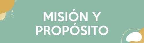 misión propósito