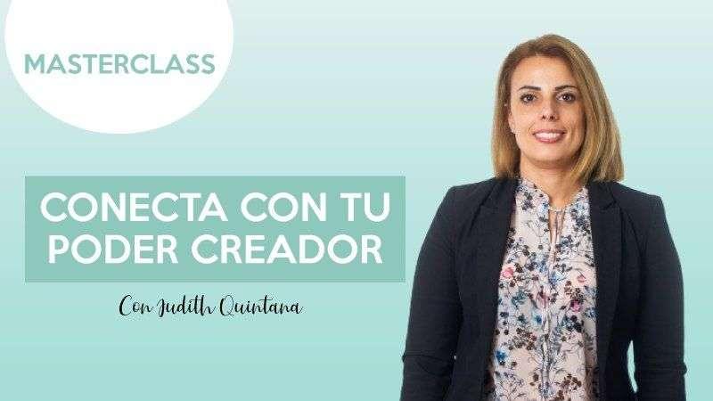Conecta con tu poder creador - Judit Quintana