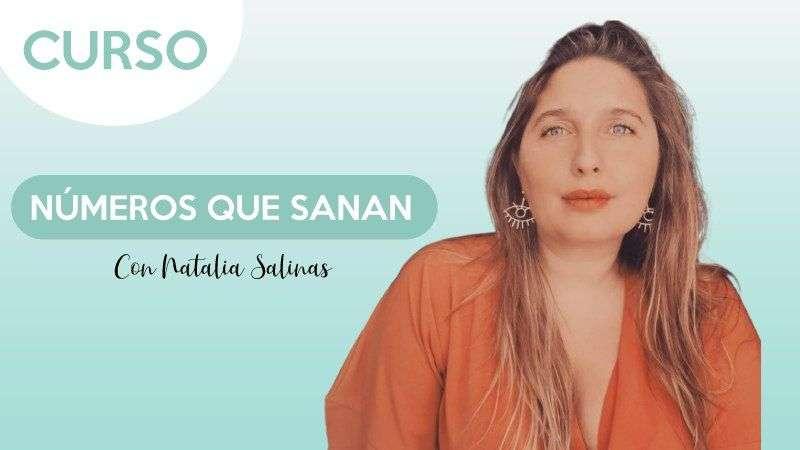 Portada Números que sanan - Natalia Salinas