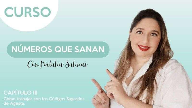 cap.3 Cómo trabajara con los códigos sagrados de agesta - Números que sanan - Natalia Salinas