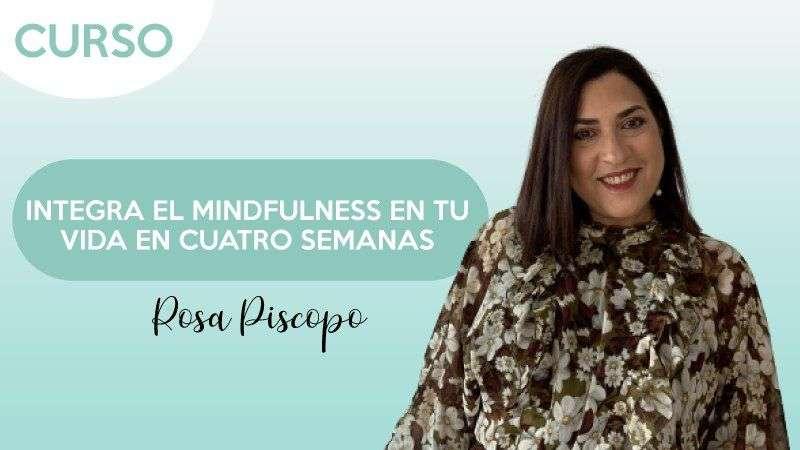 portada Integra el mindfulness en tu vida en cuatro semanas