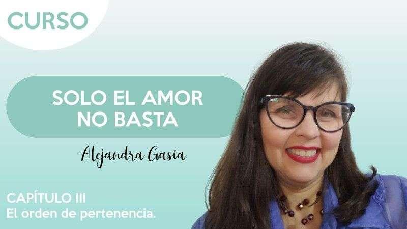 Cap3 El orden de pertenencia - Alejandra Gasisa