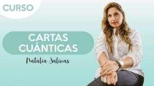 portada Cartas Cuánticas - Natalia Salinas